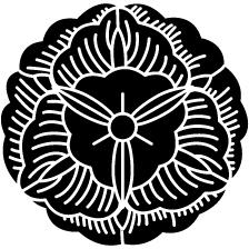 向こう花葵紋2