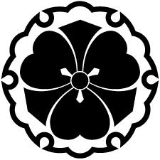 雪輪に剣片喰紋