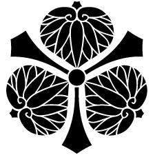 剣三つ葉葵紋