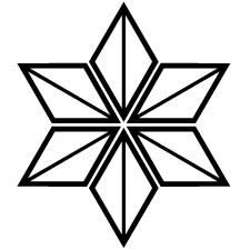 細陰麻の葉紋