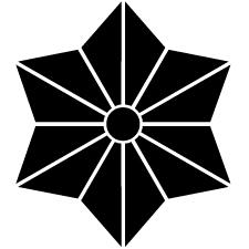 麻の葉桔梗紋1
