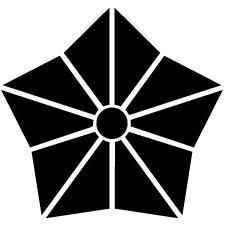 麻の葉桔梗紋2