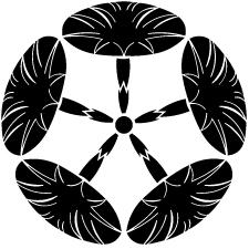 五つ朝顔紋2
