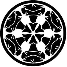 細輪に六つ朝顔紋2