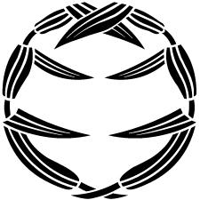 変わり抱き葦紋2