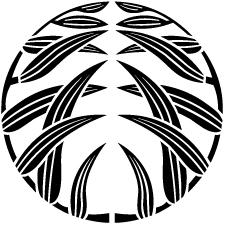 割り抱き葦紋2