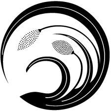 粟の丸紋2