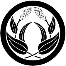 丸に抱き粟紋2