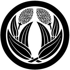 丸に抱き粟紋3