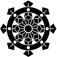 太郎坊宮(阿賀神社)【滋賀県】の神紋(家紋)