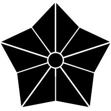 麻の葉桔梗紋3