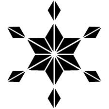 麻の葉車紋