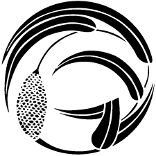 一つ粟の丸紋