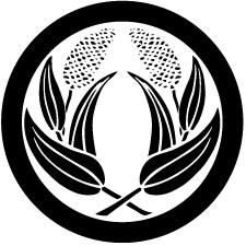 丸に抱き粟紋