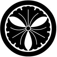 丸に三つ銀杏紋1