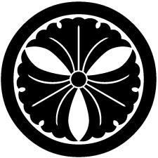 丸に三つ銀杏紋2