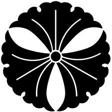 三つ銀杏紋1