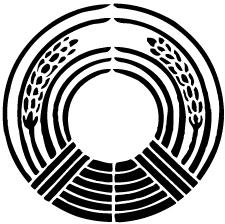 変わり抱き稲の丸