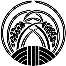 包み違い稲の穂