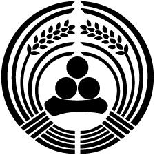 抱き稲に三つ星に一文字紋