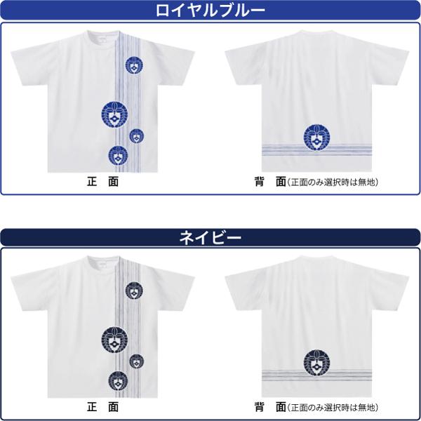 家紋ドライTシャツTKW09s